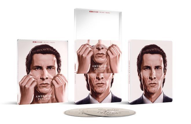 American Psycho 4K UHD SteelBook