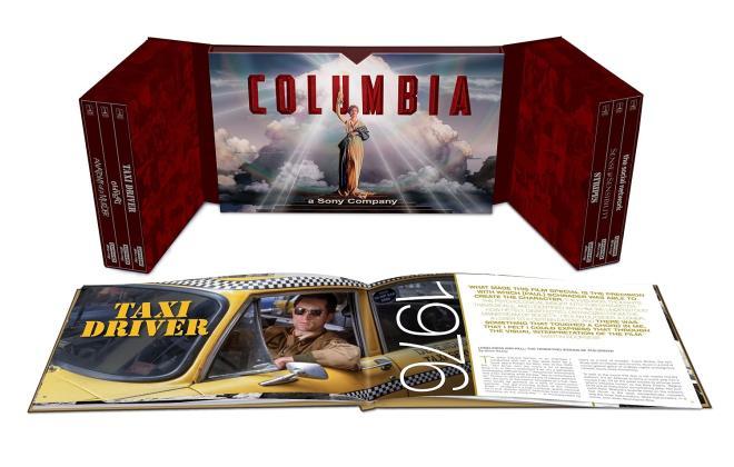 Columbia Classics Vol 2 4K Ultra HD Blu-ray
