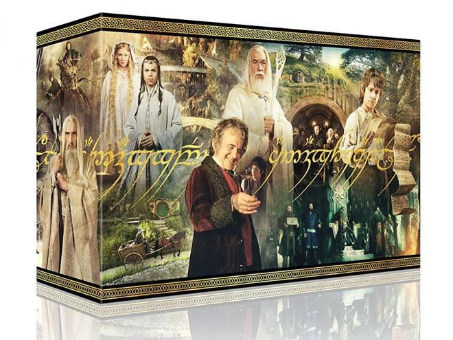 Middle Earth Ultimate Collector's Edition 4K & Blu-ray
