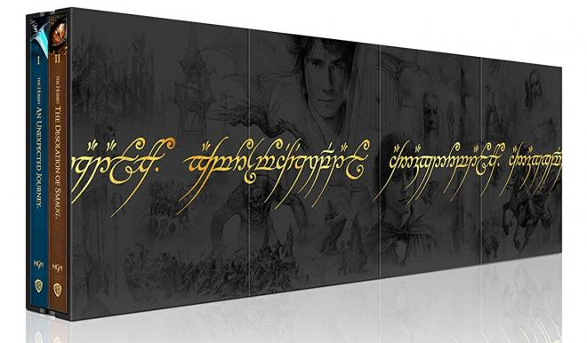 Middle Earth Ultimate Collector's Edition 4K UHD Bluray