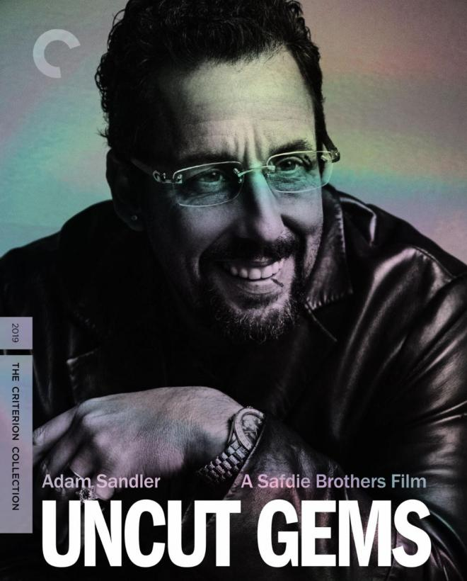 Uncut Gems - The Criterion Collection 4K Ultra HD Blu-ray