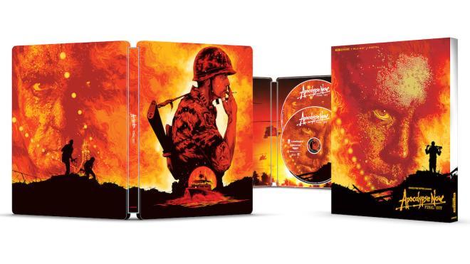 Apocalypse Now: The Final Cut - 4K Ultra HD Blu-ray SteelBook