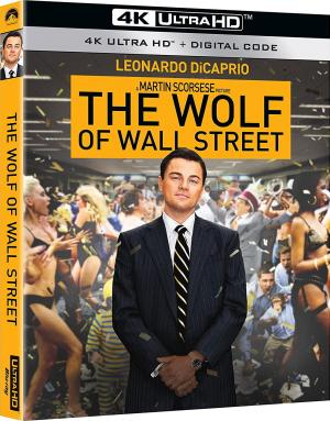 Wolf of Wall Street - 4K UHD Blu-ray