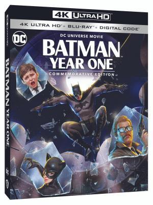 Batman Year One 4K Ultra HD Blu-ray