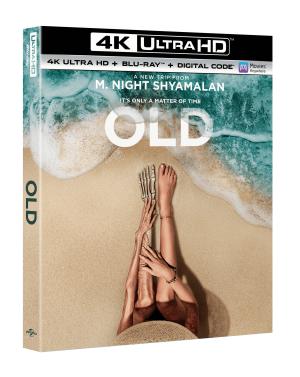 Old - 4K Ultra HD Blu-ray