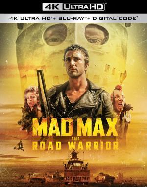 Mad Max 2: The Road Warrior 4K UHD