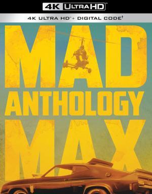 Mad Max Anthology 4K