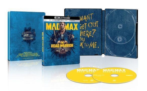 Mad Max 2: The Road Warrior - 4K UHD SteelBook